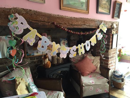 Charing, UK: Baby Shower