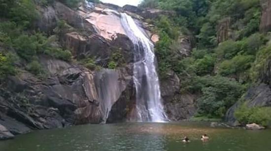 Votorantim, SP: Cachoeira