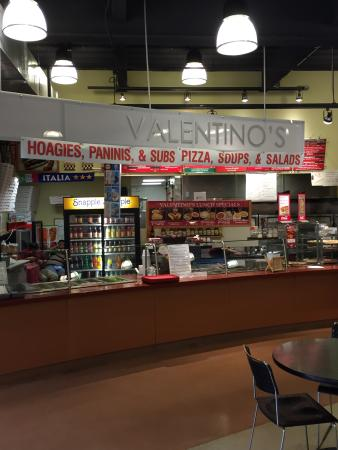 Valentino's Pizzeria Trattoria-Princeton