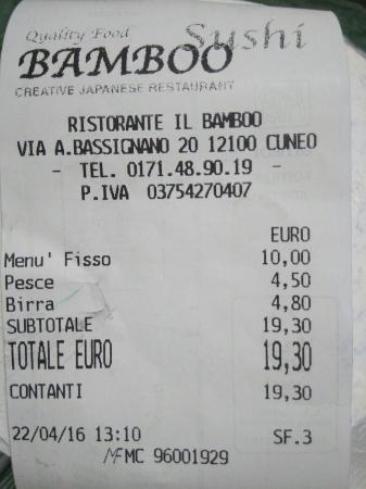 Ristorante Giapponese Il Bamboo : IMG_20160422_205728_large.jpg