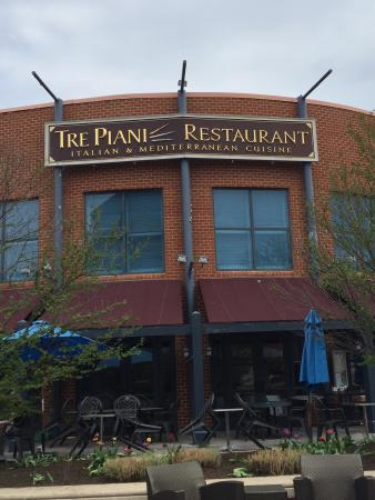 Tre Piani Princeton Menu Prices Restaurant Reviews