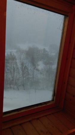 El Serrat, Andorra: la gran nevada
