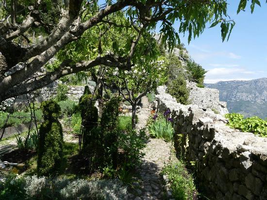 Le jardin médiéval de Sainte-Agnès