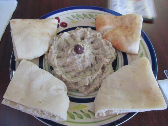 Baba Ghanoush Appetizer--Fabulous!