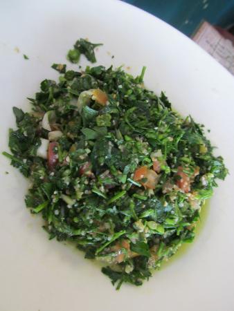 Tabouli Salad--Amazing!