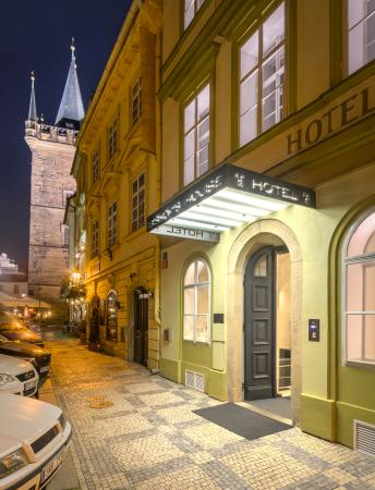 Bishop 39 s house desde s 374 praga rep blica checa for Domus balthasar design hotel tripadvisor