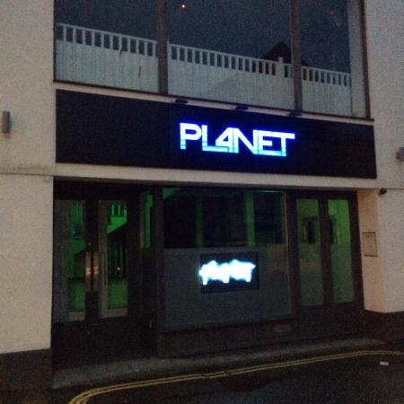 Pl4net Nightclub