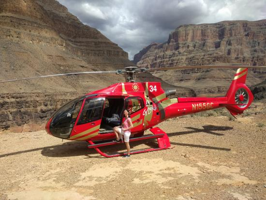 Photo0jpg  Picture Of Papillon Grand Canyon Helicopters Las Vegas  TripAd