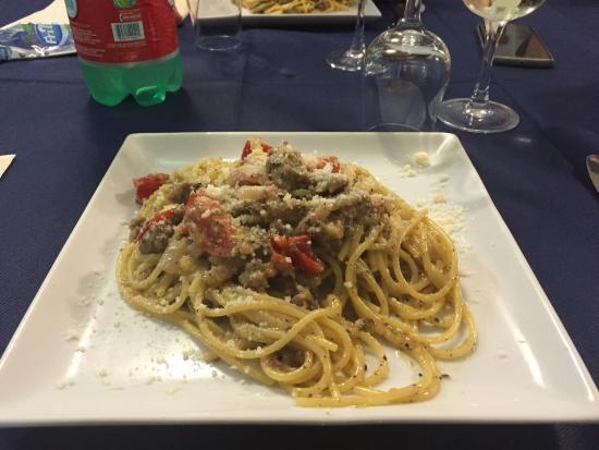 San Lorenzo Nuovo, İtalya: Vi consiglio la carbonara dello chef !!! Non ve ne pentirete 😉😉😉
