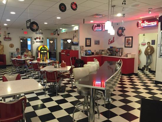 Remsen, NY: The Ford Woody Wagon burger with loaded chips were great! Be hungry!