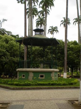 Paraiba Do Sul: Coreto central