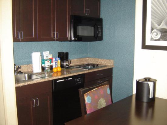kitchen area in our suite with stove top microwave sink and rh tripadvisor com au