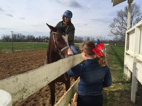The Thoroughbred Center : Meet with Professionals