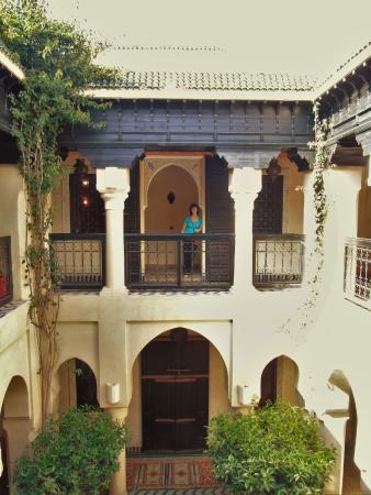 Angsana Riads Collection Morocco - Riad Dar Zaouia: Riad Dar Zaoula courtyard