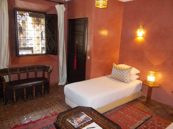 Angsana Riads Collection Morocco - Riad Dar Zaouia: Our room