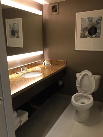 Bathroom Vanities San Diego.Bathroom Vanity View Picture Of Hilton San Diego Mission