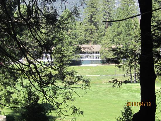 golf course and hotel grounds picture of big trees lodge yosemite rh tripadvisor com