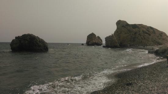 Distrito de Pafos, Chipre: Камень Афродиты