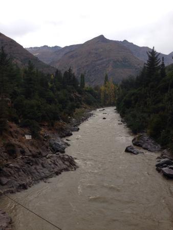 Cascada de las Animas: The hike to the Cascada, its animals