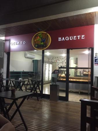 Quati Gelato & Baguete