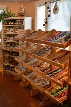 Lubec, ME: Monica's Chocolates