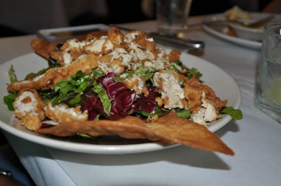 Jackson, MS: ginger peanut chicken salad