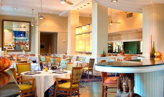 The Maritana Grille at The Don CeSar: Maritana Grille