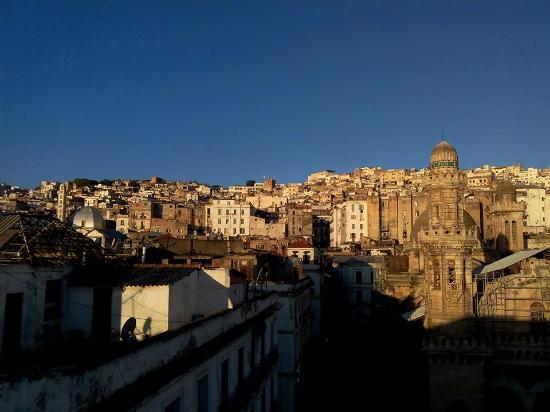 Alger, Argelia: vu general