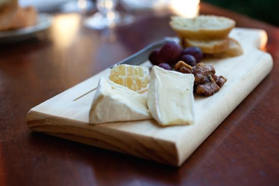 The Hancock Inn: Regional cheeses make an essential contribution to our menu