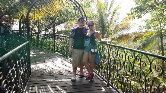 Los Barbados Tour Was GREAT NISSIN IS A WONDERFUL TOURGUIDE - Barbados tours