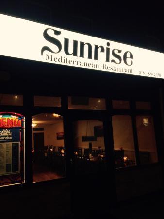 Sunrise Mediterranean Restaurant