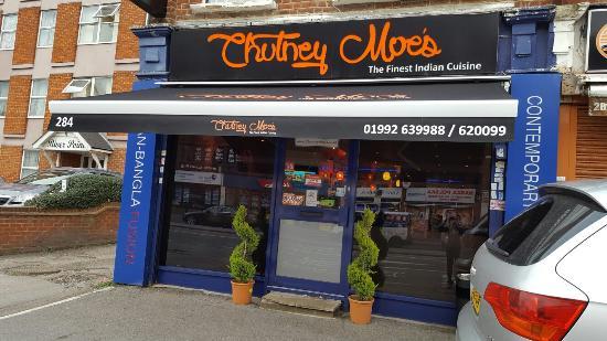 Chutney Moes