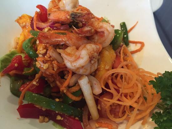 Acasia Thai Restaurant : Mango Salad
