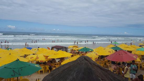 Milionarios Beach