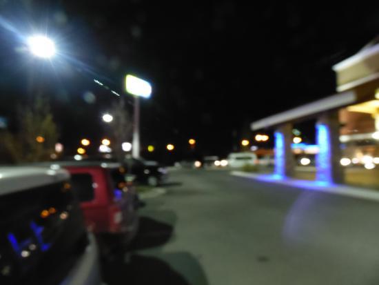 Butte, MT: It was dark!