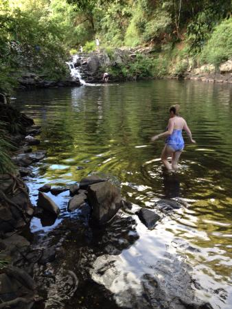 Spicers Tamarind Retreat: Local swimming hole