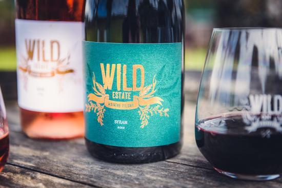 Wild on Waiheke : Wild Estate Wines - exclusive to WOW