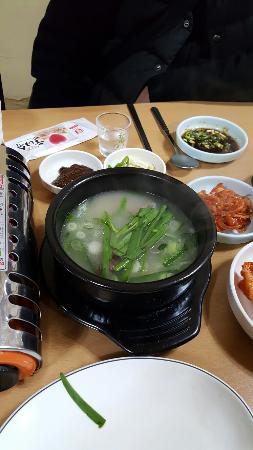 Man Water Sang Restaurant