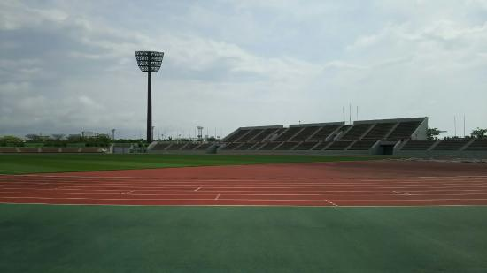 ‪Okinawa Comprehensive Athletic Park‬
