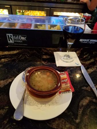Fairfield, Нью-Джерси: Chicken Noodle Soup.
