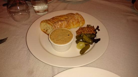 Conshohocken, Pensilvania: Foie Gras
