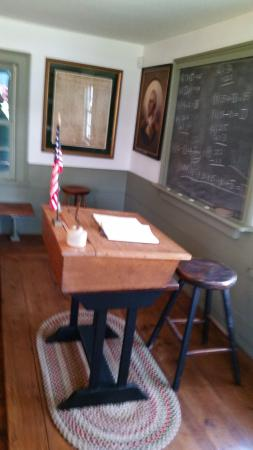 The 1816 Schoolhouse