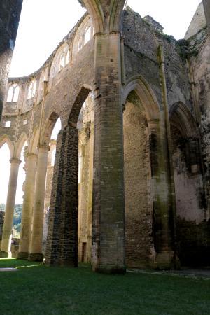 Hambye, Frankreich: Amazing ruins
