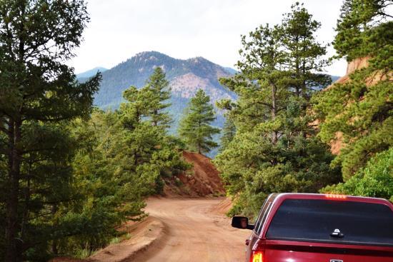 Upper Gold Camp Road