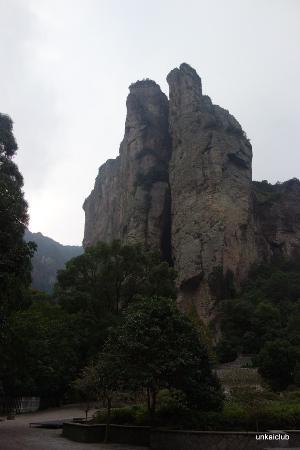 Yueqing, China: 雁蕩山2