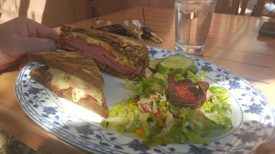 Jacksonville, Oregón: Lunch sandwich