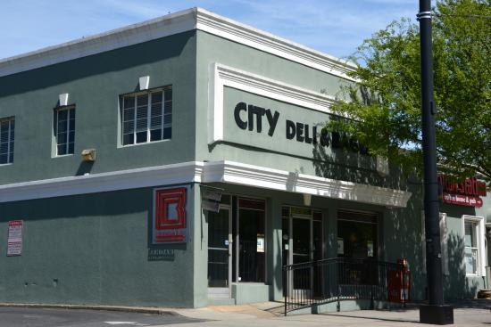 City Deli & Bagel Company