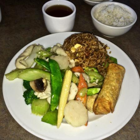 china garden restaurant lunch special 42216 - North China Garden
