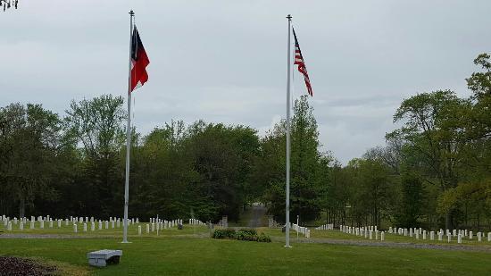 Spotsylvania, VA: Confederate Cemetery