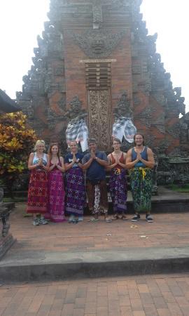 Bali Sanis Tour